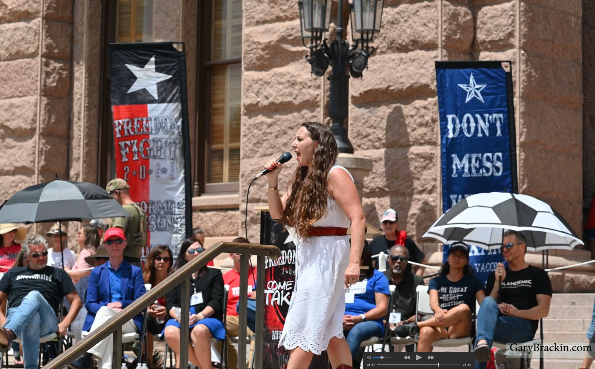 Texans For Vaccine Choice - FredomFight2021